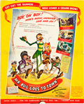"Movie Posters:Animated, Mr. Bug Goes to Town (Paramount, 1941). Pressbook (30 Pages, 12.25"" X 15"").. ..."