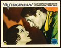 "Movie Posters:Western, The Virginian (Paramount, 1929). Lobby Card (11"" X 14"").. ..."