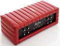 Musical Instruments:Amplifiers, PA, & Effects, 1970 's Kustom K-200 Red Sparkle Guitar Amplifier....
