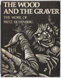 Books:Books about Books, Fritz Eichenberg. The Wood and the Graver. Potter, 1977. First edition, first printing. Mild toning to jacket. N...