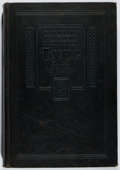 Books:Books about Books, [Catalog]. Type. Barnhart Brothers & Spindler, 1925. First edition, first printing. Hinges cracked. Illustrated. Ver...