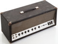 Musical Instruments:Amplifiers, PA, & Effects, 1970 's Sunn Studio P.A. Silverface Guitar Amplifier....