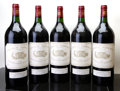 Red Bordeaux, Chateau Margaux 1989 . Margaux. 4lbsl, 3sos. Magnum (5). ...(Total: 5 Mags. )