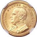 Commemorative Gold, 1903 G$1 Louisiana Purchase/McKinley MS67 NGC....