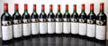 Red Bordeaux, Chateau Mouton Rothschild 1986 . Pauillac. 3bn, 3ts, 1vhs,4lscl, 3ssos, 2lcc, owc. Bottle (12). ... (Total: 12 Btls. )