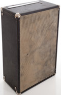Musical Instruments:Amplifiers, PA, & Effects, 1960 's Fender Bandmaster Blackface Guitar Speaker Cabinet....