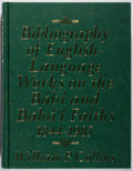 Books:Reference & Bibliography, William P. Collins. Bibliography of English-Language Works ofthe Babi and Baha'i Faiths 1844-1985. George Ronald, 1...