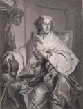 Prints, PHILIP LORD HARDWICKE, BARON OF HARDWICKE IN THE COUNTY OFGLOUCESTER. 18th century . 18 x 13 inches (45.7 x 33....