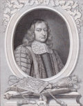 Prints, THE RIGHT HONORABLE FRANCIS, LORD GUILFORD, LORD KEEPER OF THEGREAT SEAL OF ENGLAND. 18th century. Engraving...