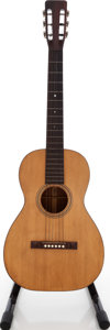 Musical Instruments:Acoustic Guitars, Circa 1930's Gretsch Regal Parlor Natural Acoustic Guitar....