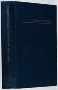Books:Reference & Bibliography, Ruth S. Freitag [editor]. Halley's Comet: A Bibliography.Library of Congress, 1984. First edition, first printi...