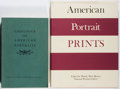 Books:Art & Architecture, Group of Two Books Relating to American Portraits. Various, 1941-1984. First edition, first printing. Very good.... (Total: 2 Items)