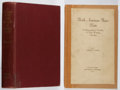 Books:Reference & Bibliography, Group of Two Books Relating to American Poetry. Various, 1945-1972. Both volumes are ex-library with typical markings and we... (Total: 2 Items)