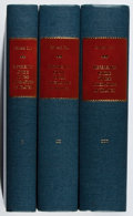 Books:Reference & Bibliography, Edward Godfrey Cox. A Reference Guide to the Literature ofTravel. Vol. I-III. Martino, [n. d.]. Facsimile editi...(Total: 3 Items)