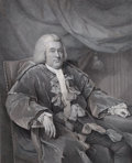 Prints, THE RIGHT HONORABLE ROBERT DUNDAS . W. Sharp, 18th century .20 x 15 inches (50.8 x 38.1 cm). Engraved by W....
