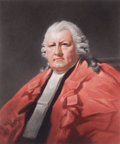 Prints, CHARLES HAY, LORD NEWTON. Sydney E. Wilson, 20th century. 18x 15 inches (45.7 x 38.1 cm). Color lithograph. Elton Hyd...