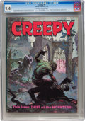 Magazines:Horror, Creepy #7 (Warren, 1966) CGC NM 9.4 Off-white to white pages....