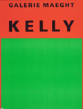 Works on Paper, AMERICAN ARTISTS (20th Century). A Collection of Four Galerie Maeght Posters. Including: Galerie Maeght, untitled; Galer... (Total: 4 Items)