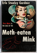 Books:Mystery & Detective Fiction, Erle Stanley Gardner. The Case of the Moth-eaten Mink. Morrow, 1952. First edition, first printing. Minor toning...