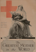 Prints, ALONZO EARL FORINGER (American, 1878-1948). The Greatest Motherin the World, circa 20th century. Color lithograph. 39-3...