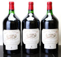 Red Bordeaux, Chateau Margaux 1979 . Margaux. 1bn, 1ts, 3lbsl, 2lscc,3sos. Double-Magnum (3). ... (Total: 3 D-Mags. )