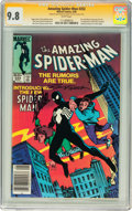 Modern Age (1980-Present):Superhero, The Amazing Spider-Man #252 Signature Series (Marvel, 1984) CGCNM/MT 9.8 White pages....