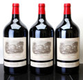 Red Bordeaux, Chateau Lafite Rothschild 1990 . Pauillac. 1ssos, owc. Double-Magnum (3). ... (Total: 3 D-Mags. )