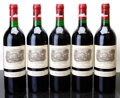 Chateau Lafite Rothschild 1988 Pauillac 2bn, 1sos Bottle (5)
