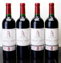 Red Bordeaux, Chateau Latour 2000 . Pauillac. 2lbsl, 1scl. Bottle (4). ...(Total: 4 Btls. )