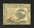 Colonial Notes:Continental Congress Issues, Continental Currency November 29, 1775 $4 Choice About New+++. Alight sheet fold is seen on this wonderfully fresh and brig...