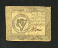 Colonial Notes:Continental Congress Issues, Continental Currency September 26, 1778 $8 Very Fine-ExtremelyFine. An attractive example from this more available issue wh...