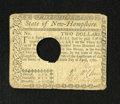 Colonial Notes:New Hampshire, New Hampshire April 29, 1780 $2 Very Fine. This New Hampshire note,which has the detail closer to the Extremely Fine grade,...