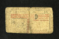 Colonial Notes:New Jersey, New Jersey April 12, 1760 30s Fine. Another scarce early New Jerseyissue that has good detail for the grade but which has h...