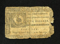 Colonial Notes:New York, New York September 2, 1775 $2 Good. This New York note is primarilyintact although it suffers from the obvious problems vis...