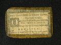 Colonial Notes:New York, New York March 5, 1776 $1/3 The body of this note appears to be asolid Very Fine but it is difficult to ascertain due to th...
