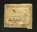 Colonial Notes:Pennsylvania, Pennsylvania April 3, 1772 2s Very Fine. A very well signed examplefrom this popular issue that has a couple of tears and a...