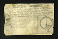 Colonial Notes:South Carolina, South Carolina June 1, 1775 L10 Very Fine. The body of this notegrades Very Fine as there are a few light folds with five g...
