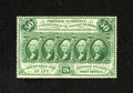 Fractional Currency:First Issue, Fr. 1311 50c First Issue Choice New. This is a superb qualityexample of this much scarcer no monogram perforated variety th...