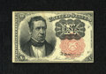 Fractional Currency:Fifth Issue, Fr. 1265 10c Fifth Issue About Uncirculated. A center fold and asmall moisture spot is noticed on this bright note....