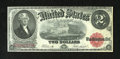 Error Notes:Large Size Errors, Fr. 58 $2 1917 Legal Tender New+. This type error is quite scarce on Large size notes. An obstruction has caused the upper r...