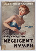Books:Mystery & Detective Fiction, Erle Stanley Gardner. The Case of the Negligent Nymph.Morrow, 1950. First edition, first printing. Minor rubbin...