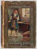 Books:Children's Books, Andrew Lang. Tales of a Fairy Court. Illustrated by A. A.Dixon. Collins' Clear Type Press, n.d. Significant rub...