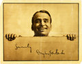 "Movie Posters:Photo, Douglas Fairbanks (United Artists, circa 1918). Personality Poster(22"" X 28"").. ..."