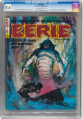 Magazines:Horror, Eerie #3 (Warren, 1966) CGC NM 9.4 Off-white to white pages....