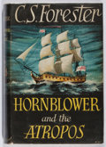 Books:Fiction, C. S. Forester. Hornblower and the Atropos. Michael Joseph,1953. First edition. Rubbed jacket with wear and light s...