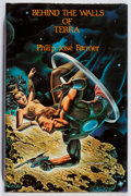 Books:Science Fiction & Fantasy, Philip Jose Farmer. SIGNED/LIMITED. Behind the Walls of Terra. Phantasia Press, 1982. First edition, first printing....