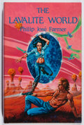 Books:Science Fiction & Fantasy, Philip Jose Farmer. SIGNED/LIMITED. The Lavalite World. Phantasia Press, 1983. First edition, first printing. ...