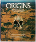 Books:Natural History Books & Prints, Richard E. Leakey, et al. Origins. Dutton, 1978. Fourth printing. Minor rubbing and bumping. Very good....