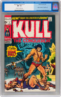 Bronze Age (1970-1979):Miscellaneous, Kull the Conqueror #1 (Marvel, 1971) CGC NM- 9.2 Off-white to whitepages....