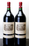 Red Bordeaux, Chateau Lafite Rothschild 1990 . Pauillac. Magnum (2). ... (Total: 2 Mags. )